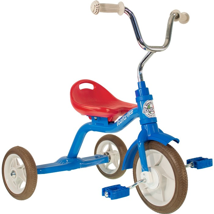 "Детский велосипед Italtrike Classic Line 10"" Super Touring tricycle"