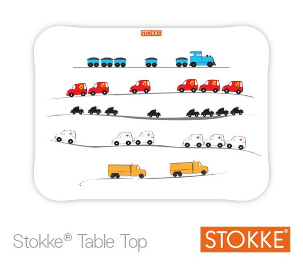 Поднос Table Top, Stokke