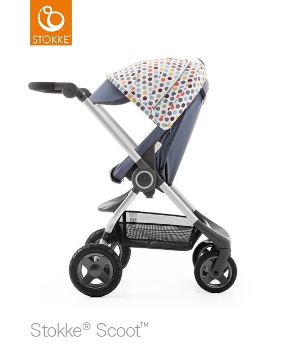 Текстиль для коляски Stokke Scoot