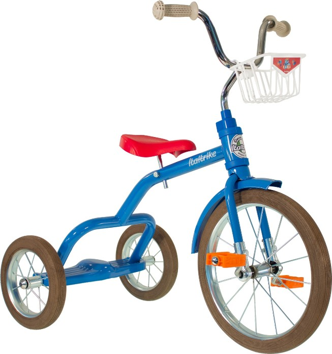 "Детский велосипед Italtrike Classic Line 16"" Spokes tricycle"